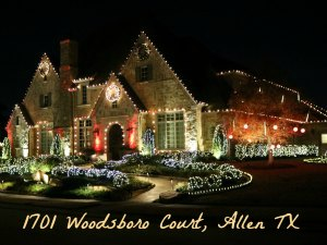 1701 Woodsboro Court Allen TX
