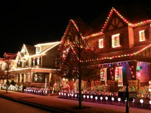 2017 Christmas and Holiday Light Displays in Collin County - Allen ...