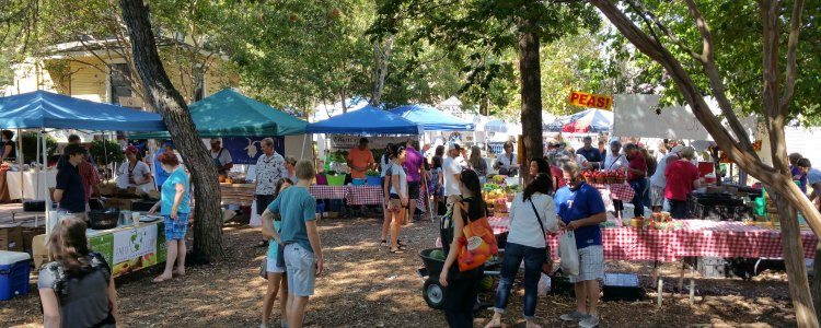 McKinney Farmers Market at Chestnut Square