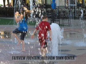 Fairview Fountain, Fairview TX