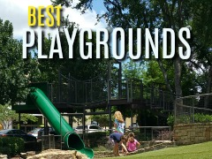 Best Playgrounds in Allen, Frisco, McKinney, Plano