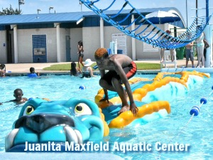 Juanita Maxfield Aquatic Center, McKinney TX