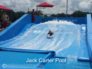 Jack Carter Pool, Plano, TX