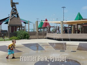 Windmill Playground at Frontier Park Sprayground