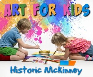 Art for Kids mock ad