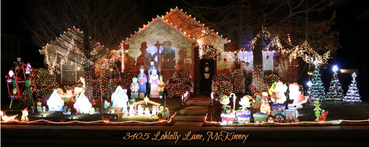 3405 Loblolly Lane, Mckinney TX