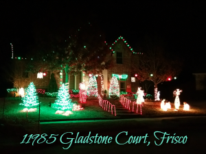 Gladstone Court, Frisco TX