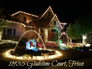 2019 Christmas And Holiday Light Displays In Collin County