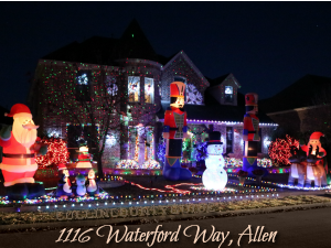 1116 Waterford Way, Allen TX