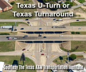 Texas U-Turn or Texas Turnaround