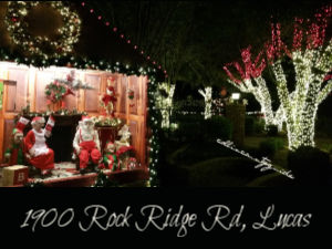 1900 Rock Ridge, Lucas TX