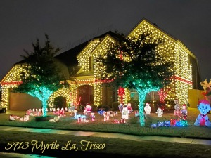 Myrtle Lane, Frisco  TX