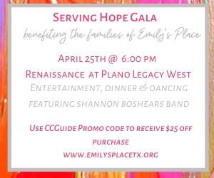 Emily's Place Gala