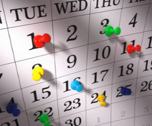 Collin County Guide's calendar of events